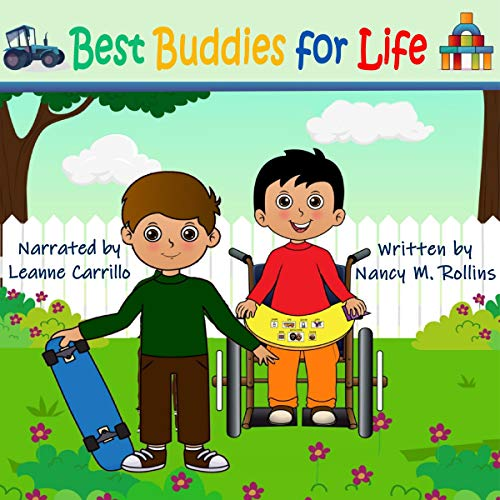 Best Buddies for Life cover art
