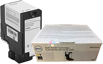 DLLKT71F - Dell OEM Toner Yellow 6000 Pages Standard Yield