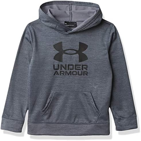 Under Armour Boys UA Twist Hoodie Pitch Gray 5 product image