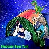 Kozyshow Kinderbettzelt Pop-Up-Zelte Twin Size Magic Play Zelte Fun Faltbares Spielhaus Schloss...
