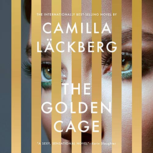 The Golden Cage audiobook cover art