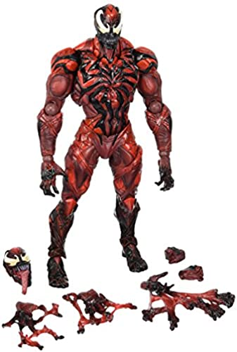 Square Enix Marvel Universe Variante  Venom Play Arts Kai Action Figur (Limited Farbe Version)