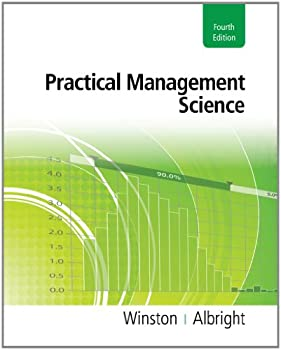 Bundle: Practical Management Science (Essential Textbook Resources Printed Access Card), 4th + Decision Sciences & Operations Management CourseMate with eBook Printed Access Card 1133073409 Book Cover