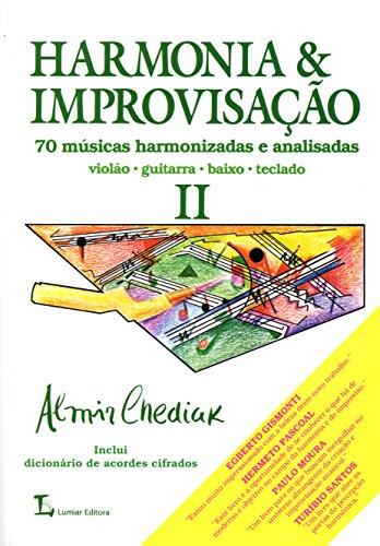 Harmonia e improvisação - Volume II