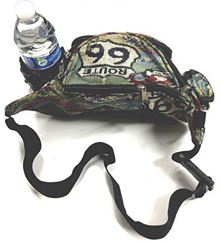 Explorer Bags Fanny Pack Bolsa, Unisex, Army Combat Uniform