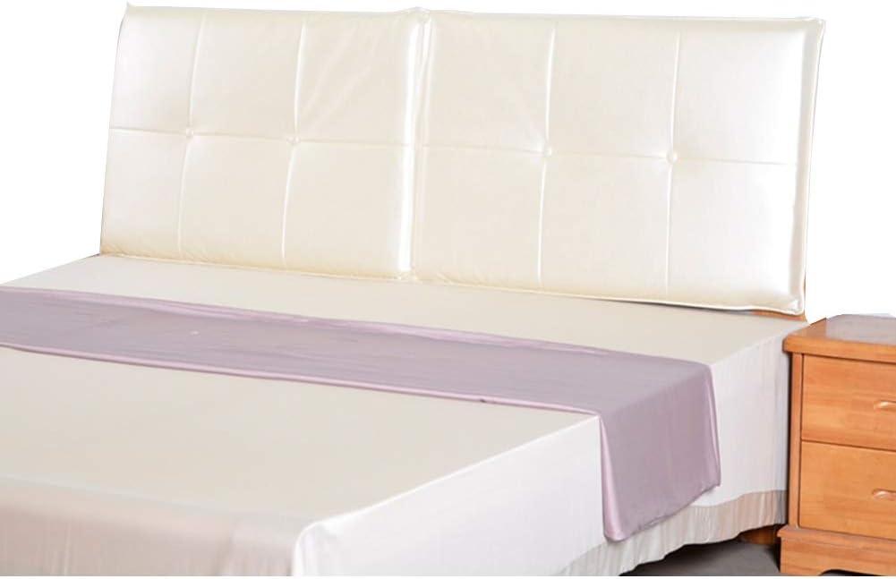 LIANGJUN Bedside Price reduction Oklahoma City Mall Cushion Upholstered Soft Anti-Collision Pu Wear