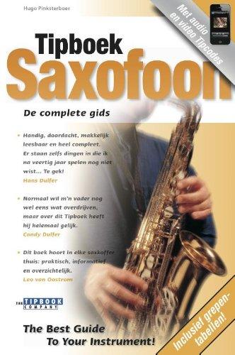 Tipboek Saxofoon: de complete gids