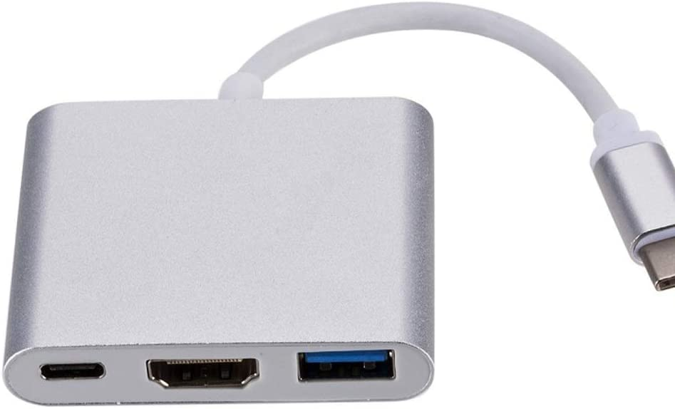 UXZDX 3 in quality assurance 1 USB C PD Hub 3.1 Type Adapter Free shipping Multiport