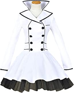 Anime Weiss Schnee Cosplay Costume White Dress Halloween