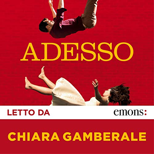 Adesso audiobook cover art