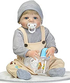 Best reborn baby full silicone Reviews