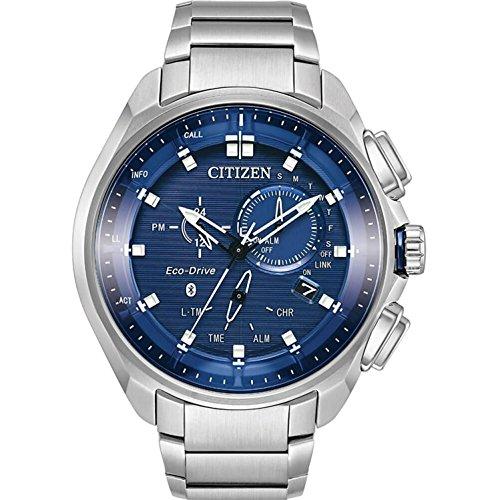 Citizen Eco-Drive Proximity Pryzm Herren-Armbanduhr Solarbetrieben BZ1021-54L