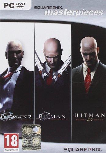 Hitman Trilogy: Silent Assassin + Contracts + Blood Money [Bundle] [Importación Italiana]