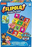 The first player to complete their board wins, but solving board will be different every time! Different challenge every time., Flip, swap, and drop tiles Action matching game featuring favorite characters from PAW Patrol