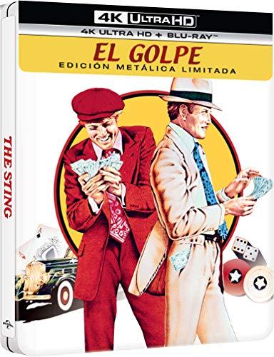 El Golpe - Edición Especial Metálica (4K UHD + Blu-Ray) [Blu-ray]