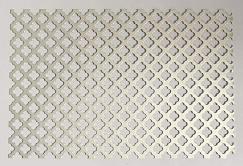 2M2–de chapa Perforada para radiadores blanca