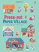 Press-out Paper Village (Press-outs)