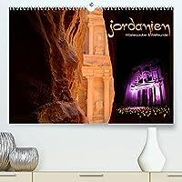 Jordanien - Wuestenzauber & Weltwunder (Premium, hochwertiger DIN A2 Wandkalender 2022, Kunstdruck in Hochglanz): Der Zauber des Orients - eingefangen in den Schoenheiten Jordaniens. (Monatskalender, 14 Seiten )