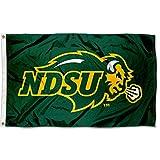 North Dakota State Bison NDSU University Large College Flag
