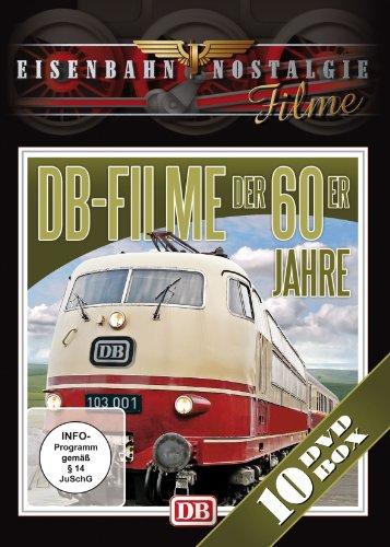 DB-Filme der 60er Jahre [10 DVDs]