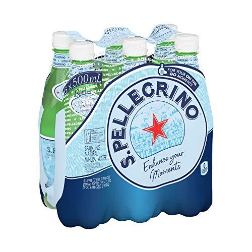 サンペレグリノ(S.PELLEGRINO)炭酸水PET500ml[直輸入品]×36本