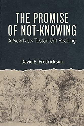 The Promise of Not-Knowing: A New New Testament Reading (English Edition)