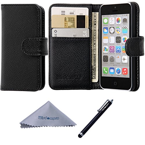 iphone 5c wallet protective case - 1