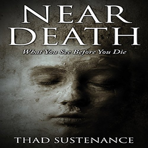 Near Death audiobook cover art