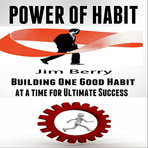 Power of Habit audiobook cover art