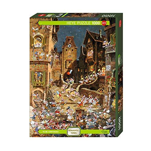 Heye 3329875 Night Puzzle: 1000 Teile