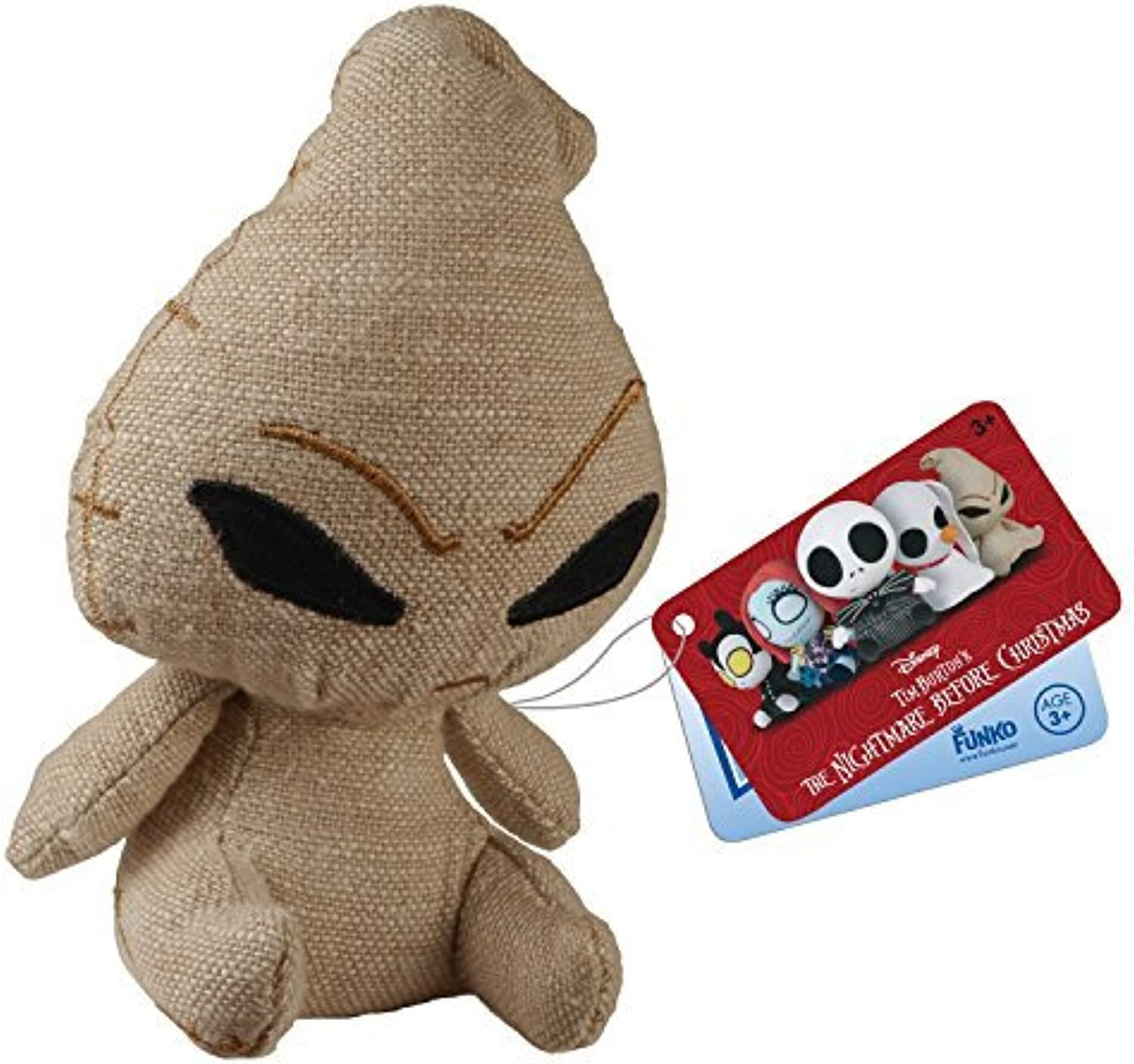 Funko Mopeez  Nightmare Before Christmas Action Figure, Oogie Boogie by FunKo