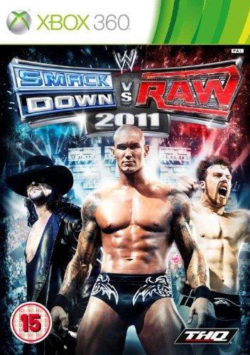 WWE Smackdown vs Raw 2011 (Xbox 360) [Importación inglesa]