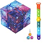 Hiyong Infinity Cube Fidget Toy, Stress and...