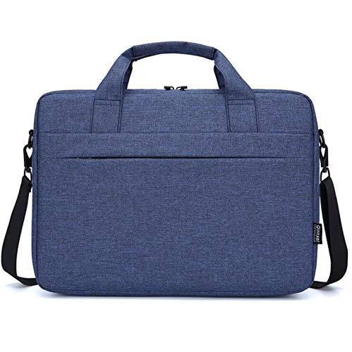 ARMAC Bolsa de mensajero para ordenador portátil, impermeable, con bolsillo para tableta, para hombres, mujeres, viajes, colegio, abogado