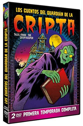 Cuentos del Guardián de la Cripta Temporada 1 con 2 DVD 1993 Tales from the Cryptkeeper