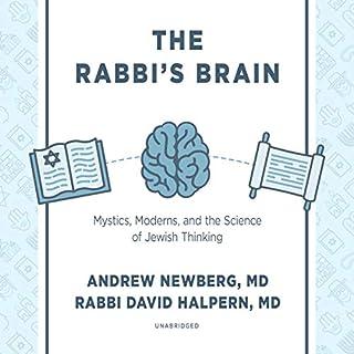 The Rabbi's Brain audiobook cover art