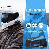 Zoom IMG-1 lexin lx b4fm interfono moto