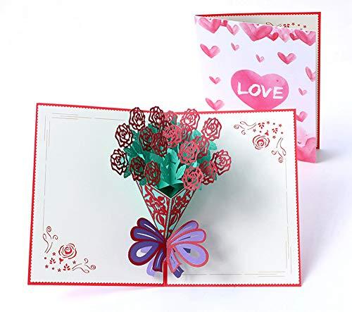 24 Enveloppes 24 Carte Kesote 24 Pcs Carte de No/ël Cartes de No/ël de 6 Mod/èles Avec Motifs Floraux Vert 24 Autocollants de No/ël