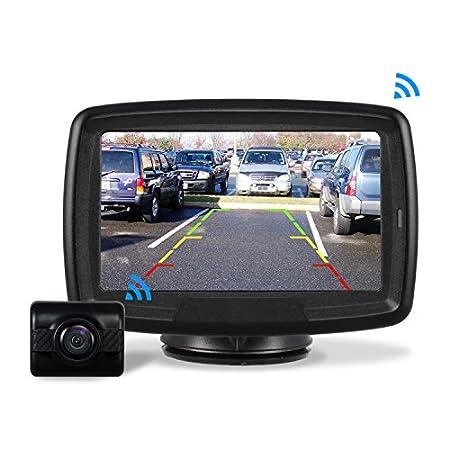 AUTO-VOX Rückfahrkamera Drahtlos Set