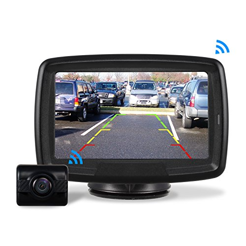 AUTO-VOX TD2 Digital Wireless Reversing Camera
