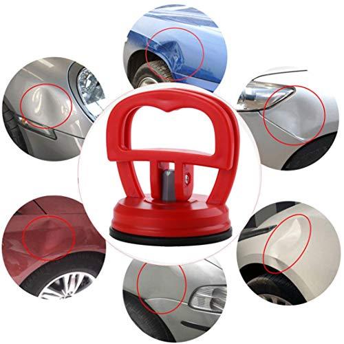 huichang Outil de réparation automobile Dent - Pour enlever les vitres - Rouge