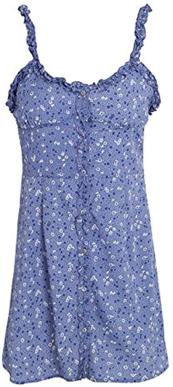 JUNHONGZHANG Geblümten Sommerkleid Frauen Rückenfrei Rot Gurt Kurzes Kleid Beach Böhmischen Kleid B07D9M22DL  Ausgezeichnetes Handwerk