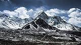 Awttmua Puzzles, Nuevo Himalaya, Monte Everest, Paisaje, Imagen De Puzzles para Adultos, Mural De Decoración De La Pared del Hogar De La Habitación De Las Niñas, 1000 Piezas