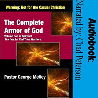 The Complete Armor of God  cover art