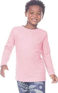Best light pink long sleeve shirt toddler Reviews
