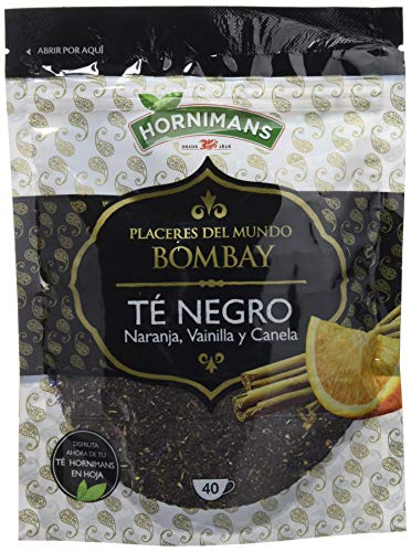 Hornimans Granel Te Negro 85 gr