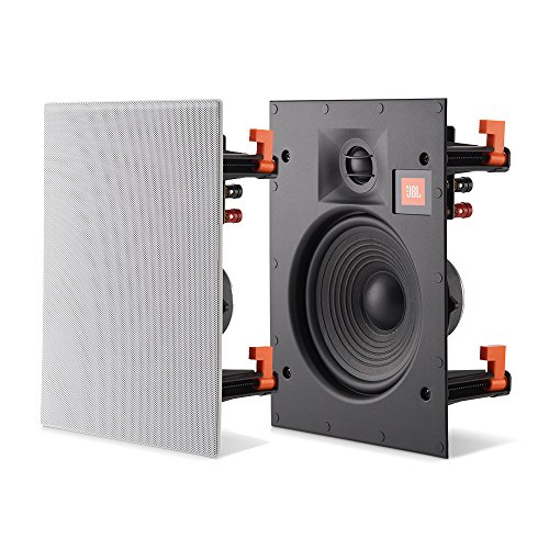 "Leviton LAE6I Architectural Edition Powered by JBL 6.5"" in-Wall Speaker"