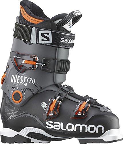 Chaussure de ski rando Salomon Quest Pro 90 Black Anthracite - 29