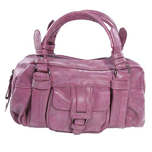 Funbag Stylische Handtasche Sunny Shiqsue (berry/burgundy) aus dem Hause