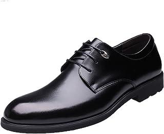 [オズコ] おずこ メンズ ビジネスシューズ 本革 紳士靴 カジュアル 革靴 外羽根 ドレスシューズ レースアップ